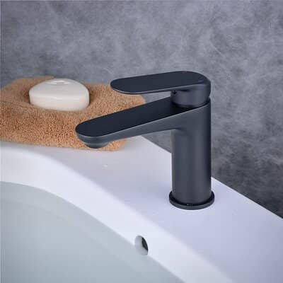 Beelee Mono Bathroom Basin Sink Tap