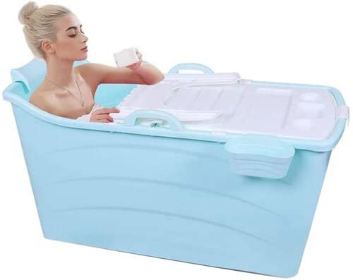 GX Large Freestanding Folding Bathtub
