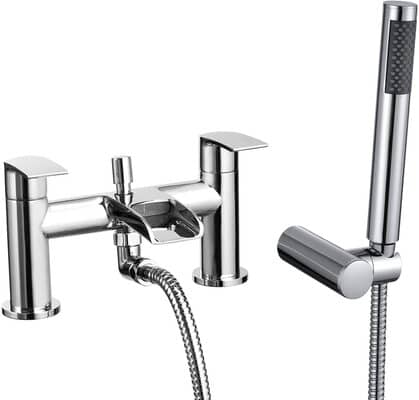 Hapilife Waterfall Bathroom Water Filter Tap