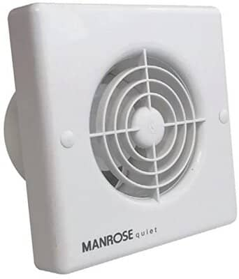 Manrose QF100T Quiet Extractor Fan