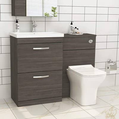 Royal Bathrooms Modern Grey Elm