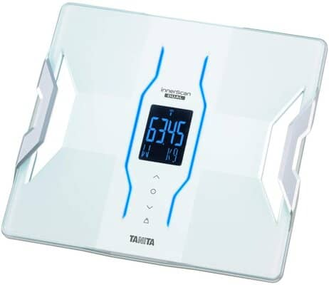 Tanita White Connected Body Composition Monitor