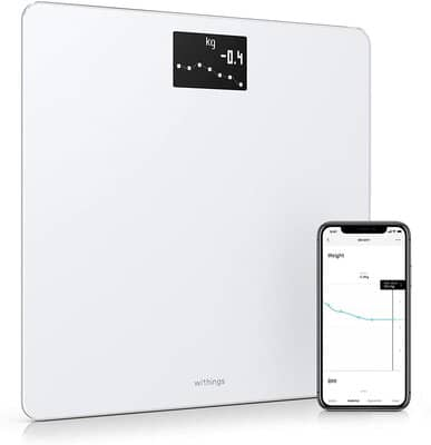 Withings Weight Bathroom Scale