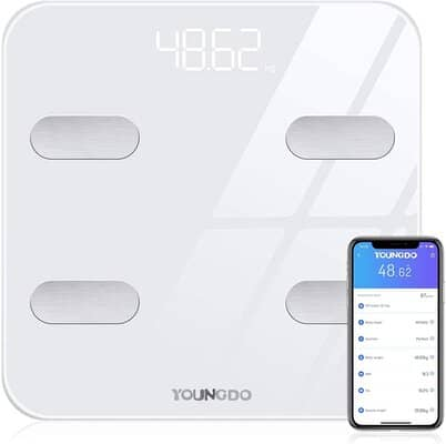 YOUNGDO Bathroom Scales for Body Weight