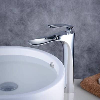YU XIN Tall Counter Top Basin Mixer Tap
