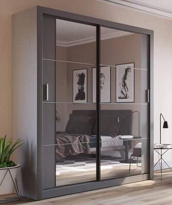 Arthauss Modern Bedroom Sliding Door