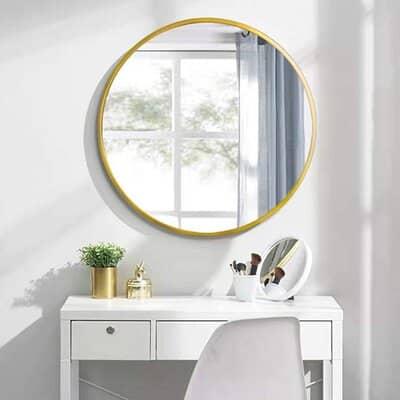 Beauty4U Round Mirrors