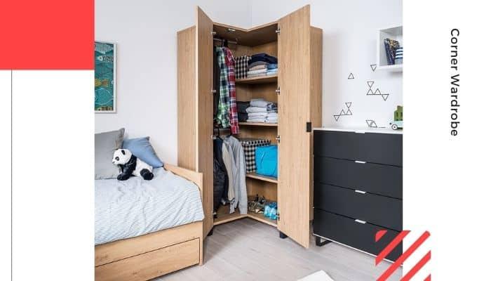 Corner Wardrobe UK 2021 — According to Experts