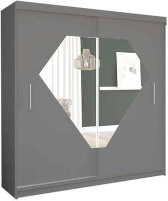 Digby Modern Bedroom Sliding Door