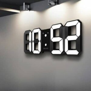 Digital Wall Clock UK 2021 — According to Experts