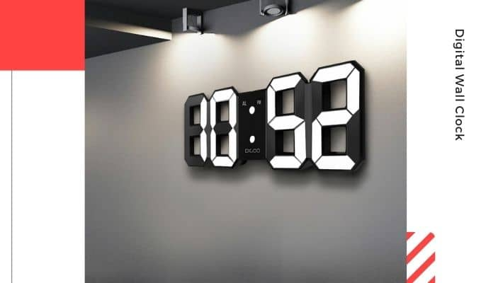 Digital Wall Clock UK 2021 — According to Experts
