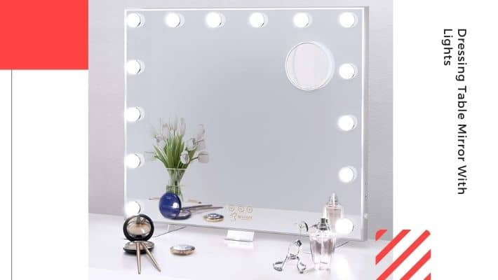 Dressing Table Mirror With Lights UK 2021 — According to Experts
