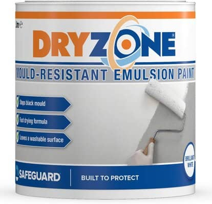 Dryzone Anti Mould Paint