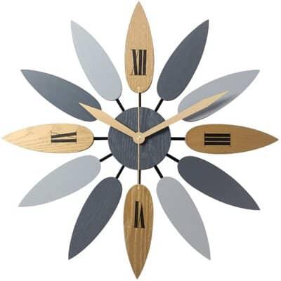 GODNECE Creative Nordic Wall Clock