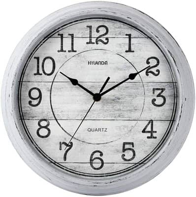 HYLANDA Wall Clock