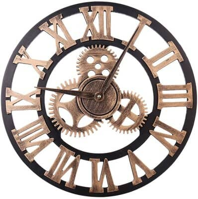 HZDHCLH Wall Clocks