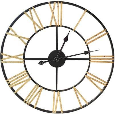 Klass Home Collection-Stunning Silent Clock