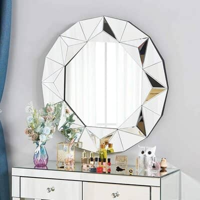 Luxurious Wall Mounted Mirrors