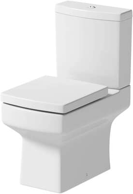 Modern Bathroom Square Toilet
