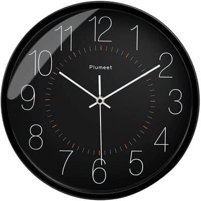 Plumeet Silent Wall Clock