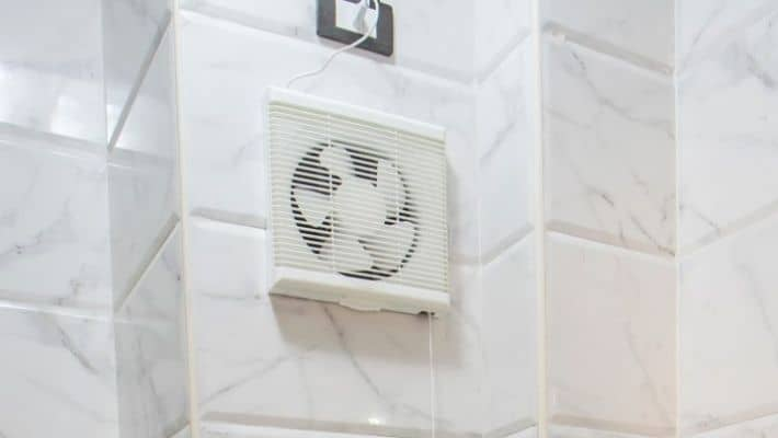 How To Clean Extractor Fan Bathroom
