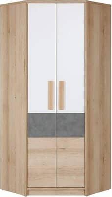 lancashire furniture Aygo Corner Wardrobe