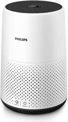 Philips Series 800 Compact Air Purifier for Small Rooms