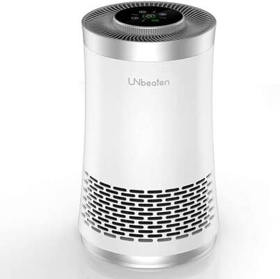UNbeaten Air Purifier for Bedroom