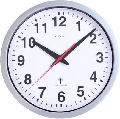 Youshiko Radio Controlled Wall Clock