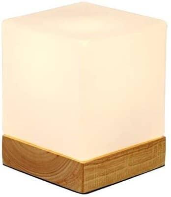 INJUICY Mini Cube Table Lamps