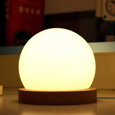 BLOOMWIN Dimmable Bedside Lamp