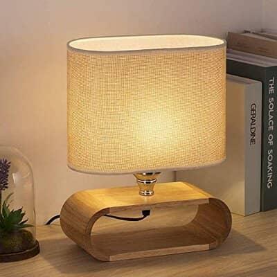 Unique Bedside Table Lamp
