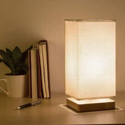 Bedside Table Desk Lamp