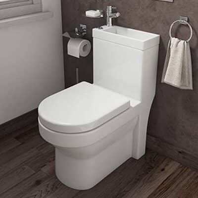 Affine 2 in 1 Toilet