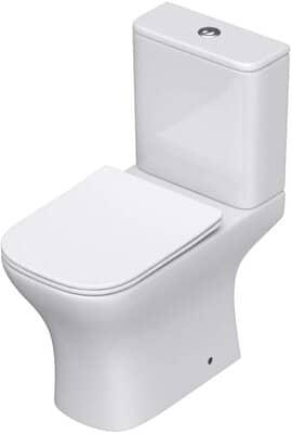 Durovin Two Piece Ceramic Toilet
