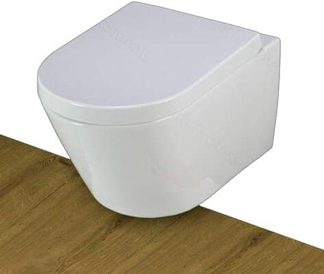 KLARA Wall Hung Toilet