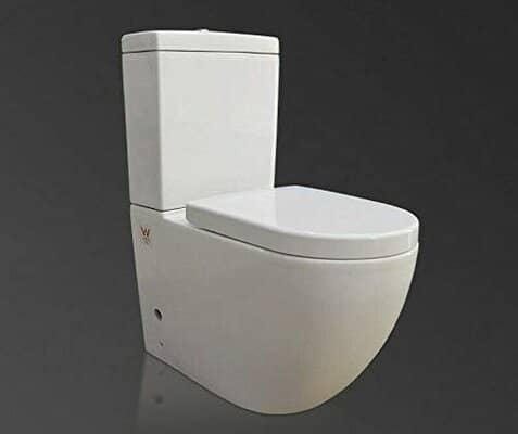 Sorrento Back to Wall Toilet