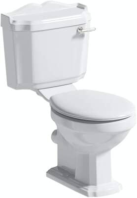 The Bath Co. Winchester Close coupled Toilet
