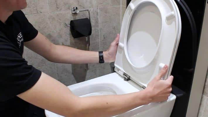 How To Adjust A Soft Close Toilet Seat