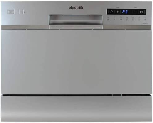 electriQ Table Top Dishwasher