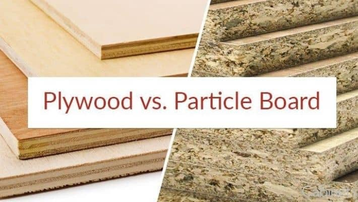 Particle Board Vs Plywood Cabinets For Bathrooms