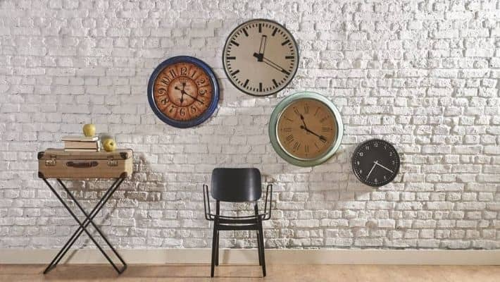 What Height Should You Hang A Wall Clock?