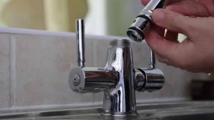 How To Change A Washer On A Hot Bathroom Tap?