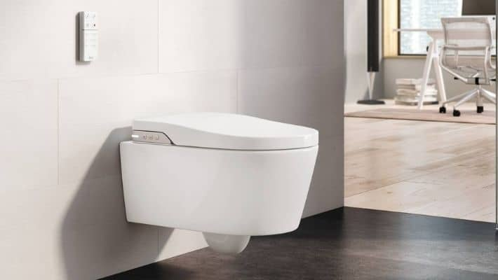 How To Fit Back To Wall Toilet?