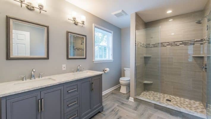 Bathroom Remodel Yourself Vs Professional